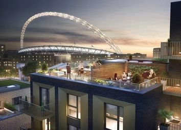 Thumbnail 2 bed property for sale in Empire Parade, Empire Way, Wembley