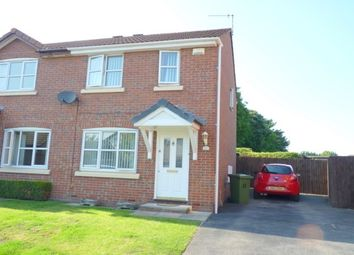 Thumbnail 2 bed semi-detached house to rent in Larkin Close, New Ferry, Wirral