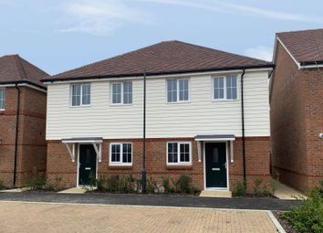 Thumbnail 2 bed semi-detached house for sale in Main Road, Southbourne