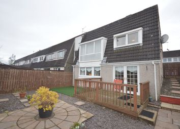 Thumbnail 4 bedroom terraced house for sale in Mactaggart Road, Cumbernauld, North Lanarkshire