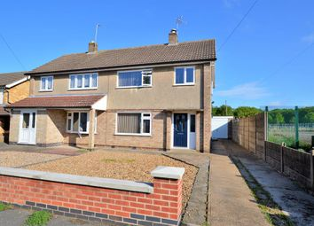 Thumbnail 3 bed semi-detached house for sale in Dorset Avenue, Wigston
