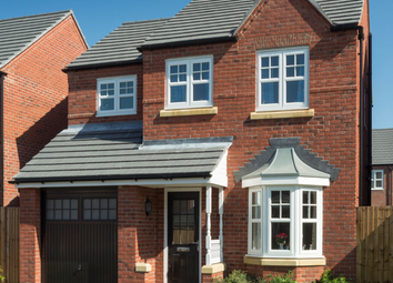 Thumbnail 3 bed detached house for sale in Hoyles Lane, Cottam, Preston, Lancashire