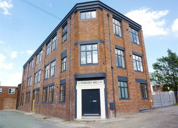 Thumbnail 2 bed flat for sale in Hatter Street, Congleton
