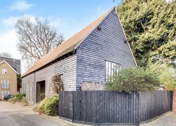 Thumbnail 3 bedroom barn conversion for sale in Stamford Yard, Kneesworth Street, Royston