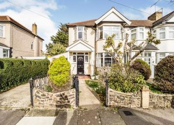 Thumbnail 3 bed terraced house for sale in Rosedene Gardens, Ilford