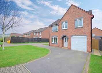 Thumbnail 4 bed detached house for sale in Longlands Close, Egremont