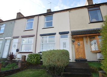 Thumbnail 2 bed terraced house to rent in Rawnsley Road, Hednesford