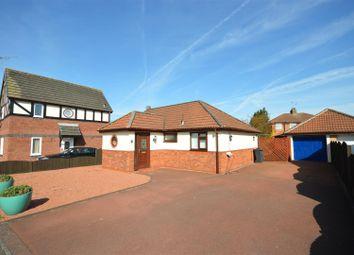 Thumbnail Detached bungalow for sale in Windermere Close, Little Neston, Neston