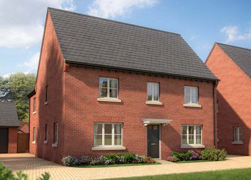 "Thumbnail 5 bed detached house for sale in ""The Hillesden"" at Pioneer Way, Bicester"
