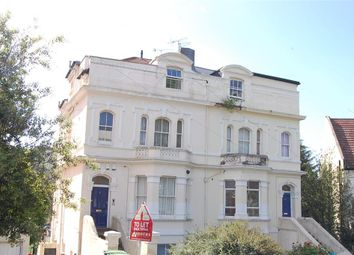 Thumbnail 2 bed flat to rent in Quarry Crescent, Hastings, East Sussex