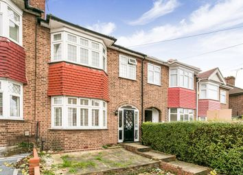 Thumbnail 3 bed terraced house for sale in Longacre Road, London