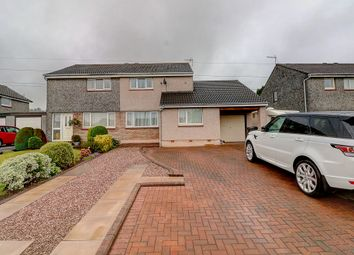 Thumbnail 2 bed semi-detached house for sale in Kirkland Place, Dumfries