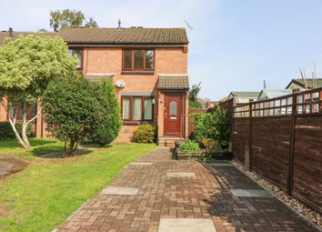 Thumbnail 2 bed end terrace house for sale in Aspen Close, Hedge End, Southampton