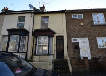 Thumbnail 2 bed terraced house for sale in Coopers Road, Gravesend