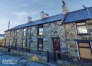 Thumbnail 3 bed terraced house for sale in Tabernacl Street, Deiniolen, Caernarfon, Gwynedd