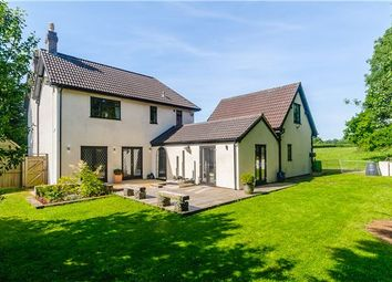 Thumbnail 5 bed detached house for sale in Emborough, Radstock, Somerset