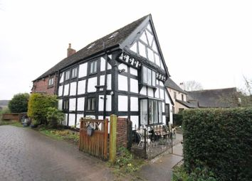 Thumbnail 2 bed terraced house for sale in Ridding Bank, Hanchurch, Stoke-On-Trent