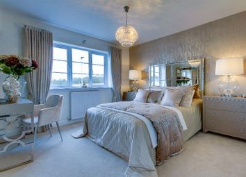 """Thumbnail 4 bedroom detached house for sale in """"The Etive"""" at Dunrobin Road, Airdrie"""