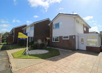 Thumbnail 4 bed link-detached house for sale in Craven Close, Fulwood, Preston