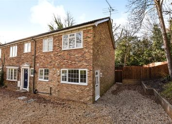 Thumbnail 3 bed end terrace house for sale in Bosman Drive, Windlesham, Surrey, Surrey