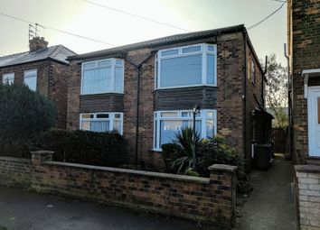 Thumbnail 1 bed flat for sale in Northfield Avenue, Hessle
