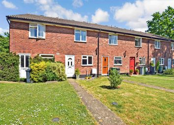 Thumbnail 2 bed terraced house for sale in Greenwood Drive, Redhill, Surrey