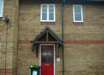 Thumbnail 2 bed terraced house to rent in Rachel Square, St. Brides Wentlooge, Newport