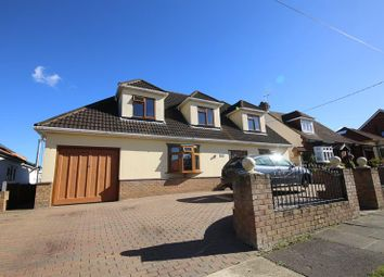 Thumbnail 6 bed detached bungalow for sale in Lampits Lane, Corringham, Stanford-Le-Hope