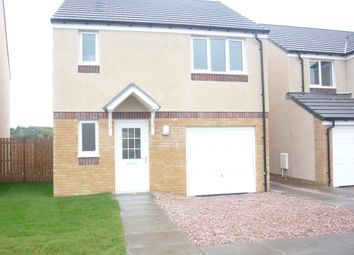 Thumbnail 3 bed detached house to rent in Woodpecker Crescent, Dunfermline