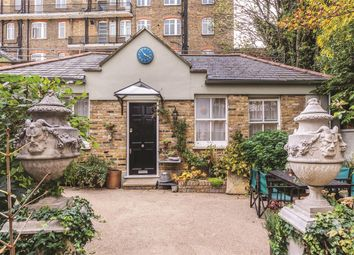Thumbnail 1 bed terraced house to rent in Rowley Cottages, Addison Bridge Place, London