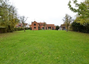 Thumbnail 5 bed detached house for sale in New Lane, Mattishall, Dereham, Norfolk.