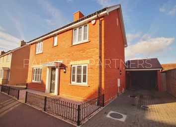 Thumbnail 4 bed detached house for sale in New Farm Road, Stanway, Colchester