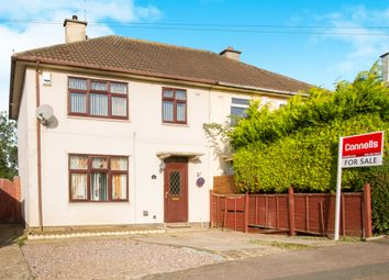 Thumbnail 3 bedroom semi-detached house for sale in Rayleigh Green, Netherhall, Leicester