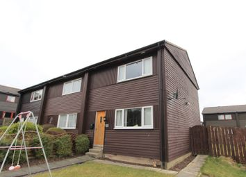 Thumbnail 2 bed end terrace house for sale in Lismore Gardens, Aberdeen