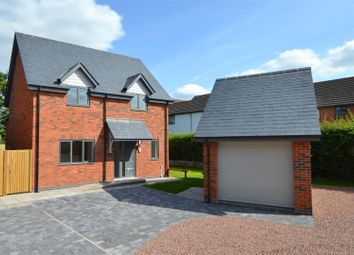 Thumbnail 3 bed detached house for sale in Welland Road, Hanley Swan, Worcester