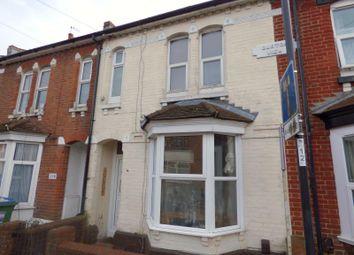 Thumbnail 4 bedroom property to rent in Milton Road, Polygon, Southampton