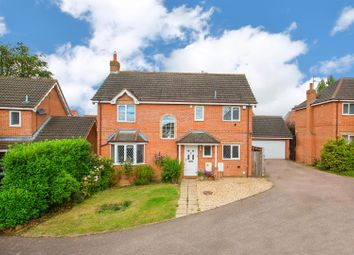 Thumbnail 4 bed detached house for sale in Brooks Close, Burton Latimer