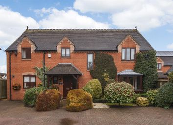 Thumbnail 5 bed detached house for sale in Penelope Gardens, Wickhamford, Evesham, Worcestershire