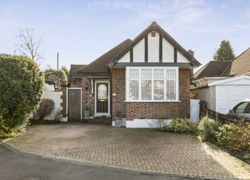 Thumbnail 2 bed bungalow for sale in Manor Drive, Ewell, Epsom