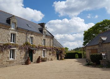 Thumbnail 4 bed detached house for sale in 56310 Melrand, Morbihan, Brittany, France