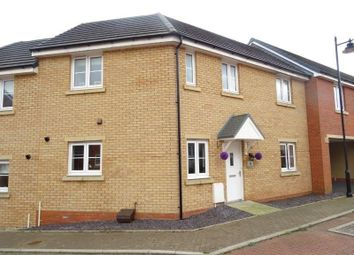 Thumbnail 3 bedroom semi-detached house for sale in Lon Yr Ardd, Coity, Bridgend