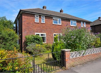 Thumbnail 3 bed semi-detached house for sale in Hartmead Road, Thatcham
