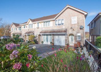Thumbnail 3 bed end terrace house for sale in Prestonbury Close, Plymouth