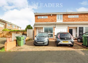 Thumbnail 4 bed terraced house to rent in Pennine Road, Bromsgrove
