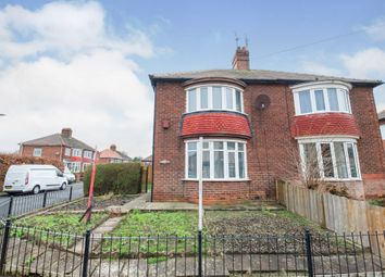 Thumbnail 2 bed semi-detached house for sale in Stavordale Road, Stockton-On-Tees