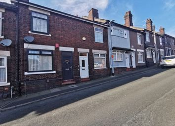 Thumbnail 2 bed terraced house for sale in Cornwall Street, Longton, Stoke-On-Trent