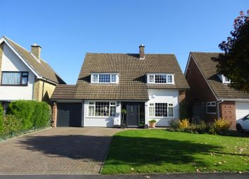 Thumbnail 4 bed detached house for sale in Abbotts Oak Drive, Coalville, Leicestershire