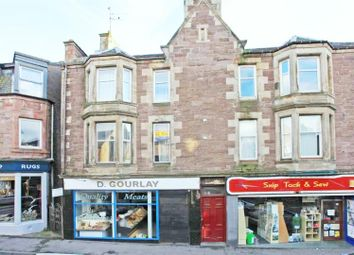 Thumbnail 2 bedroom flat for sale in East High Street, Crieff