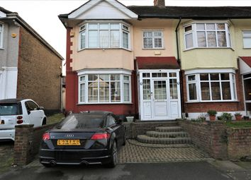 Thumbnail 3 bed end terrace house for sale in Yoxley Drive, Ilford