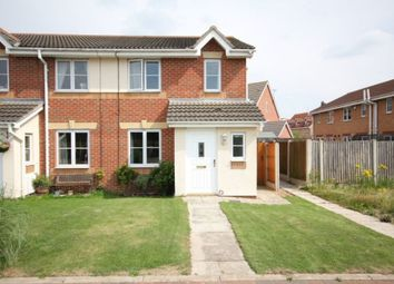 Thumbnail 3 bedroom end terrace house to rent in Kilburn End, Oakham